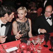 Gala du GP Monaco : Charlene, Albert et leurs invités captivés par Mark Webber