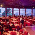 Le Sporting Club de Monte-Carlo accueillait le 27 mai 2012 le dîner de gala ponctuant, dans le faste et la bonne humeur, le Grand Prix de Monaco 2012.