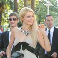 Paris Hilton, en mai 2012 à Cannes.