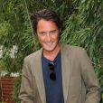 Vincent Cerruti lors de la 6e journée dans le village de Roland-Garros le 1er juin 2012 à Paris