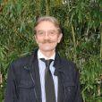 Frédéric Thiriez lors de la 6e journée dans le village de Roland-Garros le 1er juin 2012 à Paris