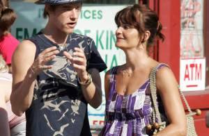 PHOTOS : Découvrez le nouveau boyfriend d'Helena Christensen...