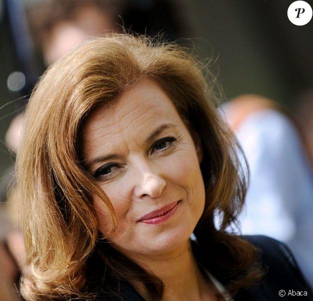 Valérie Trierweiler à Washington le 18 mai 2012.