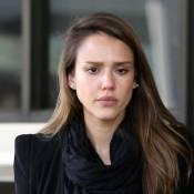 Jessica Alba : Fatiguée, elle rentre à L.A. pour l'anniversaire de son aînée