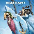 La nouvelle bande-annonce de  L'Âge de glace 4 : La dérive des continents 3D , en salles le 27 juin.