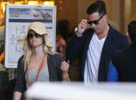 Reese Witherspoon : Très enceinte et très fatiguée auprès de son mari