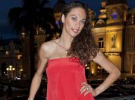 Lilly Becker, épouse de Boris, fatalement red et bien entourée à Monaco