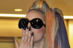 Lady Gaga dévoile le look extrême de Fame, son premier parfum