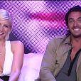 Nadège et Thomas dans Secret Story 6 vendredi 15 juin 2012 sur TF1