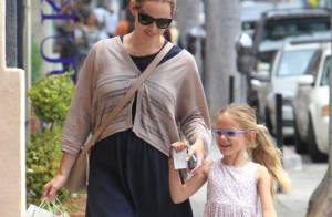 Jennifer Garner : Rayonnante et élégante pour une virée shopping avec Violet