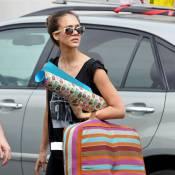 Jessica Alba : Une belle à tout faire qui déguise sa fillette irrésistible