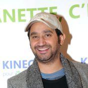 Cyril Hanouna : ''Dans un an, je tournerai peut-être mon premier film !''