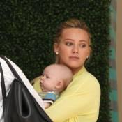 Hilary Duff, maman gâteau, fête les 3 mois de son fils comme il se doit