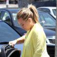 Hilary Duff, le mardi 19 juin 2012, à Los Angeles.