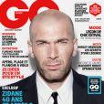 Le magazine GQ du mois de juillet 2012