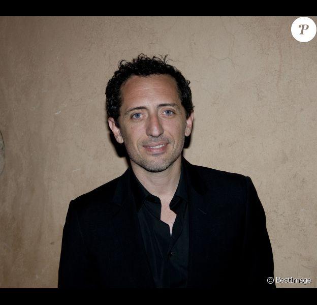 Gad Elmaleh le 9 juin 2012 lors du Festival le Marrakech du rire