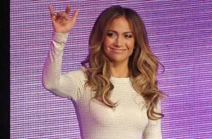 Jennifer Lopez : Rayonnante et ultrasexy pour son retour sur ses terres