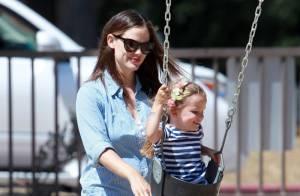Jennifer Garner, maman épanouie, ne manque pas d'énergie pour Seraphina