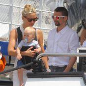 Kate Hudson et Matthew Bellamy : Des vacances de rêve avec leur adorable bébé