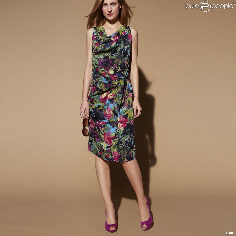robe votre mode chez les 3 suisses 44 90 euros. Black Bedroom Furniture Sets. Home Design Ideas