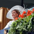 La comtesse Sophie de Wessex au premier jour des courses à Ascot le 20 juin 2012.