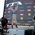 Le prince Carl Philip de Suède a remporté le 16 juin 2012 une manche de GT-Sprint Cup dans la catégorie BGT, à Göteborg.