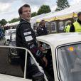 Contraint à l'abandon en 2011, le prince Joachim de Danemark a terminé 2e de la Classic Race 2012 à Aarhus, le 22 juin.