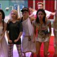 Les habitants dansent dans Secret Story 6