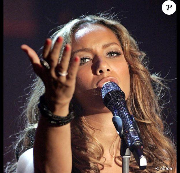 La sublime chanteuse britannique, Leona Lewis