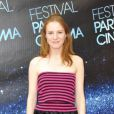 Julie-Marie Parmentier à l'avant-première de  Holy Motors  lors du festival Paris Cinéma, le 27 juin 2012.