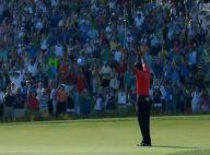 Tiger Woods de retour : Victoire, record, et un message à tous ses détracteurs