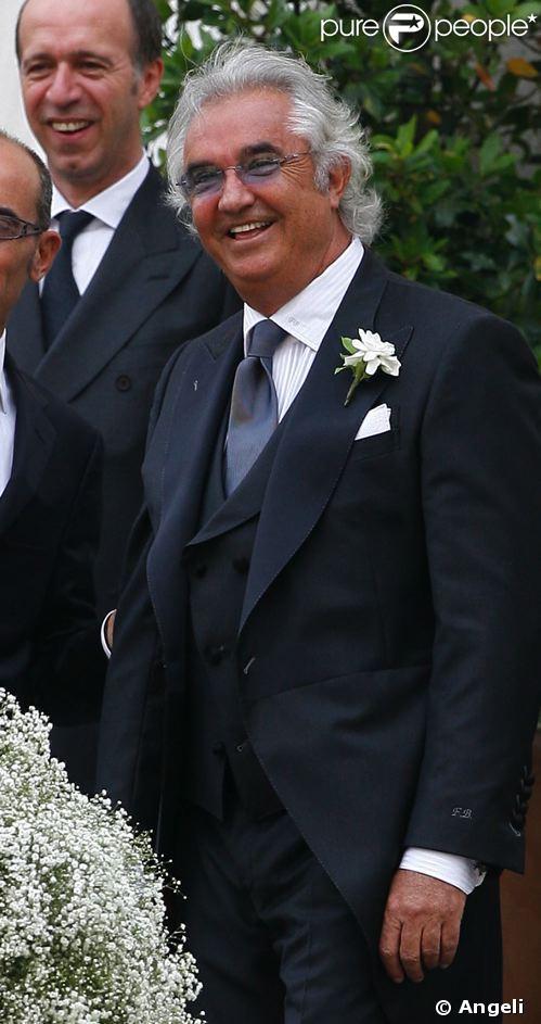 Le mariage princier de Flavio Briatore