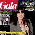 Une du magazine Gala en kiosques le 4 juillet 2012
