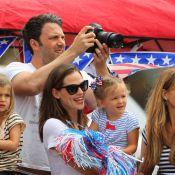 Jennifer Garner et Ben Affleck fêtent l'Amérique en famille avec le petit Samuel