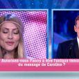 Fanny dans l'hebdo de Secret Story 6 le vendredi 6 juillet 2012 sur TF1