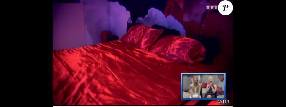 La Love Room dans l'hebdo de Secret Story 6 le vendredi 6