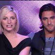Nadège et Thomas dans l'hebdo de Secret Story 6 le vendredi 6 juillet 2012 sur TF1