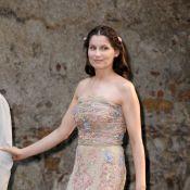 Laetitia Casta et Naomi Campbell, ravissantes pour un défilé couture en Sicile