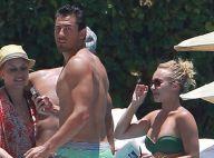 Hayden Panettiere : Sublime en bikini, très amoureuse de son footballeur musclé