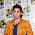 Jackson Rathbone lors de la présentation durant le Comic-Con à San Diego de Twilight - chapitre 5 : Révélation (2ème partie) le 12 juillet 2012