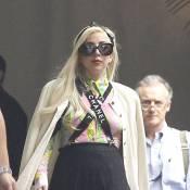 Lady Gaga, en écolière, fait des cachotteries avec Lindsay Lohan et Lana Del Rey