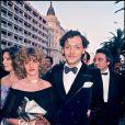 Patrick Dewaere lors du Festival de Cannes en 1977