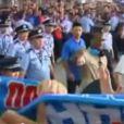 Didier Drogba accueilli en héros à Shanghaï le 14 juillet 2012