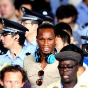 Didier Drogba en Chine : Accueilli comme un demi-dieu à Shanghai