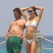 Kate Walsh en bikini : Vacances romantiques et sexy avec son chéri