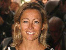 Anne-Sophie Lapix, belle et épanouie au Grand Journal...