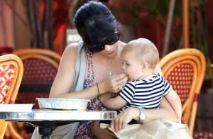 Selma Blair : Une maman comblée et épanouie avec son petit Arthur