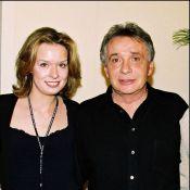 Michel Sardou : Sa fille Cynthia s'est mariée !