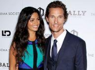 Matthew McConaughey et sa femme enceinte : Amoureux pour la tuerie Killer Joe
