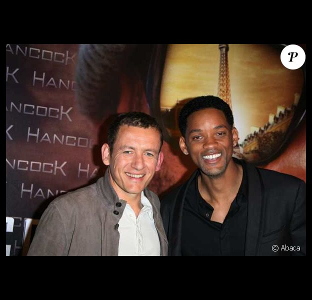 Dany Boon et Will Smith